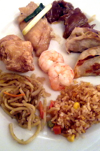 Le 5 1 verit sui ristoranti cinesi the 5 1 truth for Cibo cinese menu