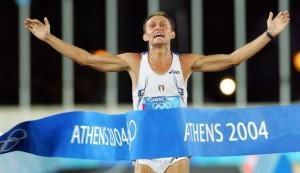 Stefano Baldini Olympic Marathon maratoneta