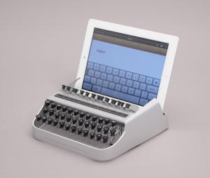 writer - typewriter ipad - scrittore