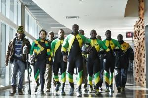 Jamaica winter olympics team