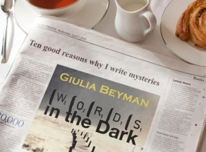 10 (plus 3) good reasons to write mystery fiction