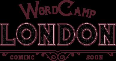wordcamp london 2016 logo