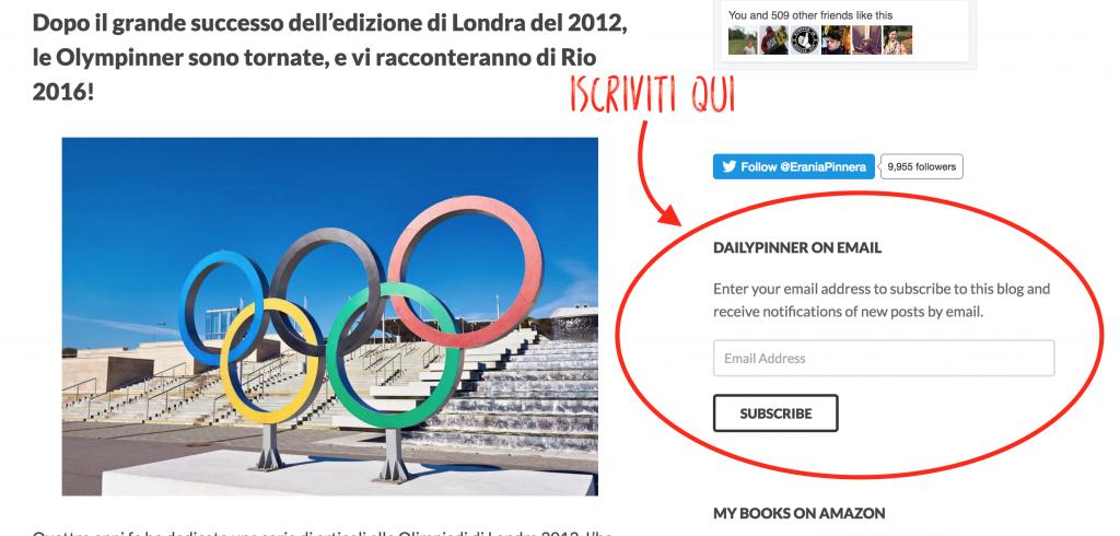 Olympinner via email