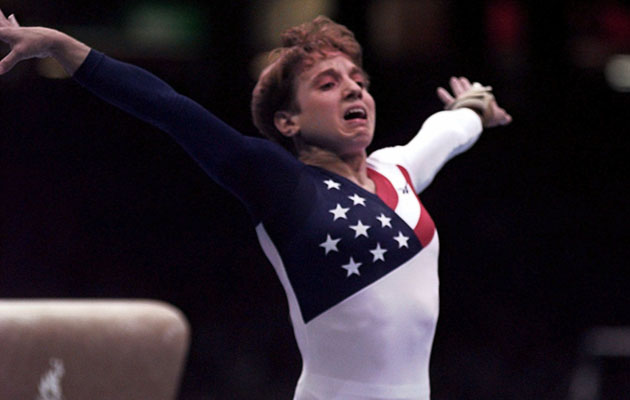 Kerry Strug, sports injuries