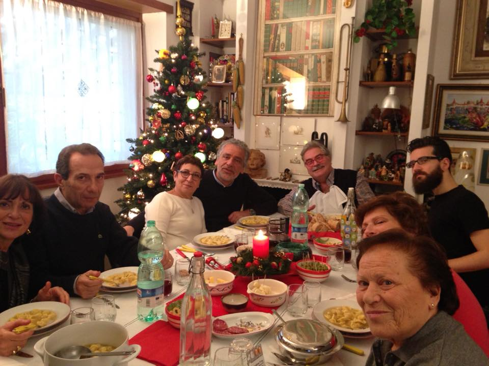 Christmas 2015 Franz's family