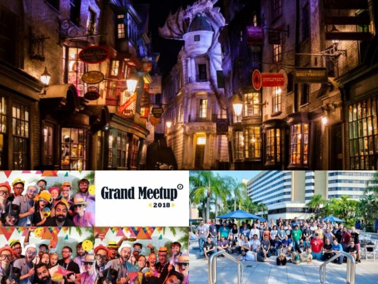 a8c GM Orlando FL 2018 - visit diagon alley