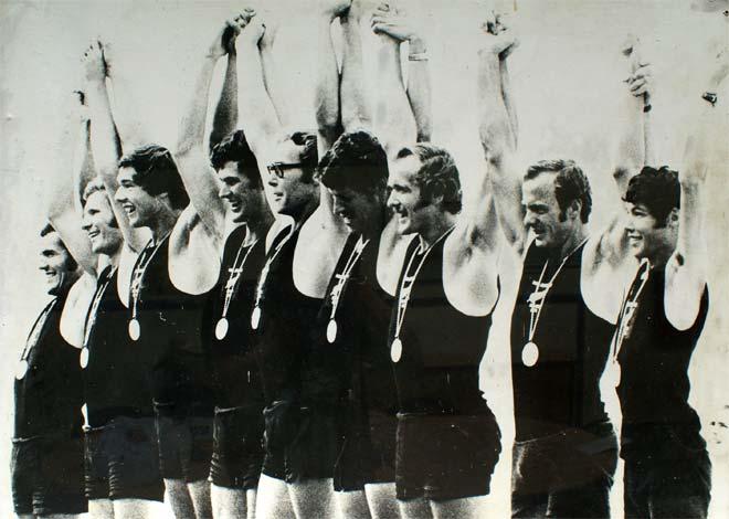 olympics downunder, kiwi rowers 1972